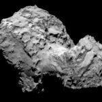 Churyumov-Gerasimenko (Bild: ESA/Rosetta/NAVCAM)