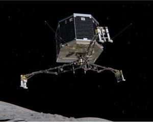 Philae-Landung