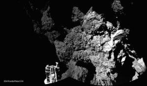 Philae auf 67P