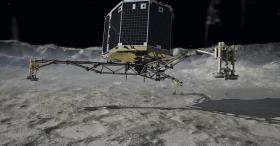 Der Kometenlander Philae