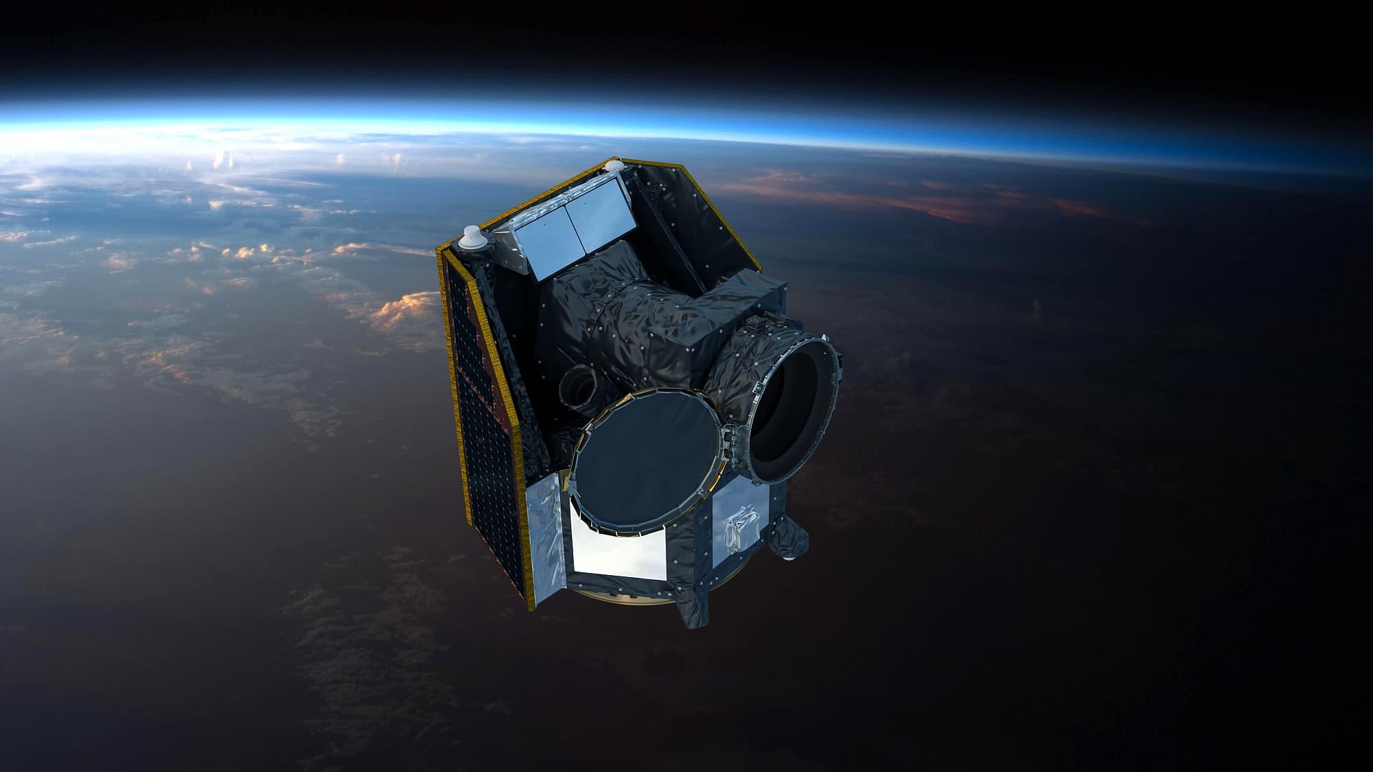 Weltraumteleskop CHEOPS