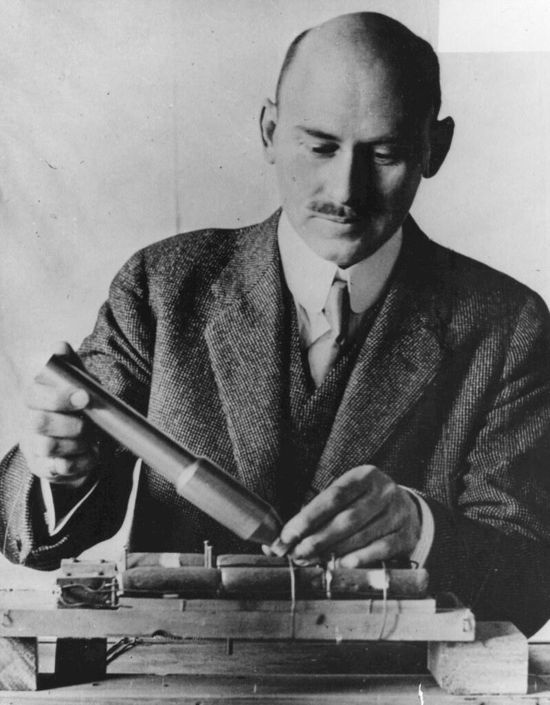 Apollo 11 und Robert Goddard – eine metawissenschaftliche Reflexion